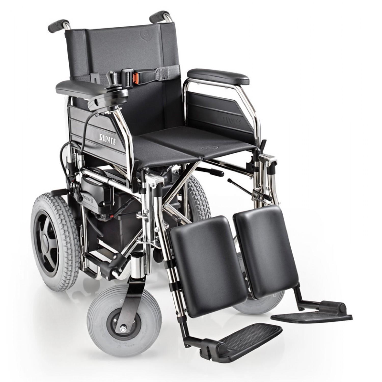 Surace Αναπηρικό Αμαξίδιο Ηλεκτροκίνητο Magic 710 Πτυσσόμενο