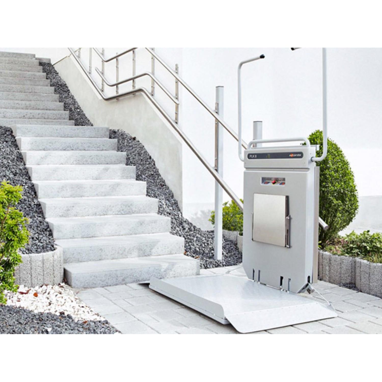 Ανελκυστήρας - πλατφόρμα σκάλας