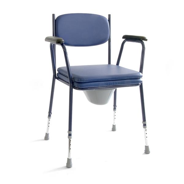 """Καρέκλα μπάνιου με λεκάνη """"VT114"""" 09-2-095"""