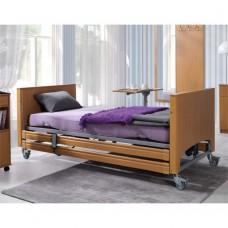 Ξύλινο Ηλεκτρικό Κρεβάτι Φροντίδας PB 331 Elbur-Vertrieb