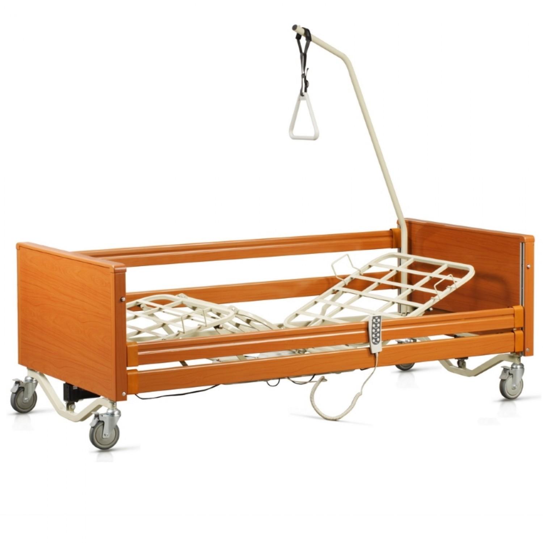 Ηλεκτρικό Ξύλινο Κρεβάτι V COMFORT